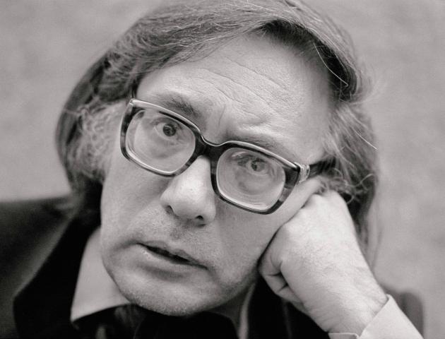 Francisco Umbral, en una imagen de 1982. Quim Llenas / Getty Images