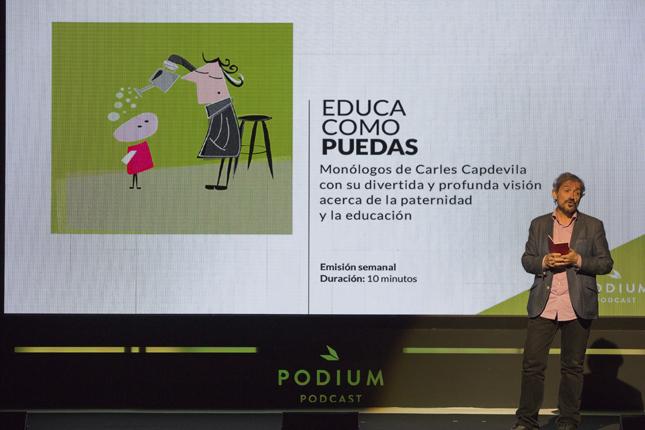 Carles Capdevila | FOTO: Javier Jiménez Bas