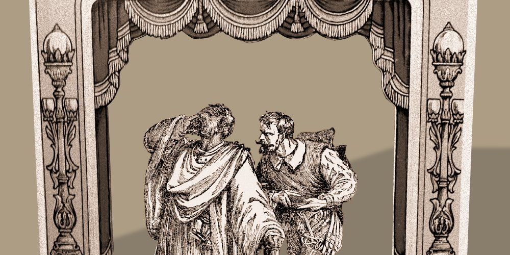Amores de ficción: Otelo | Podium Podcast