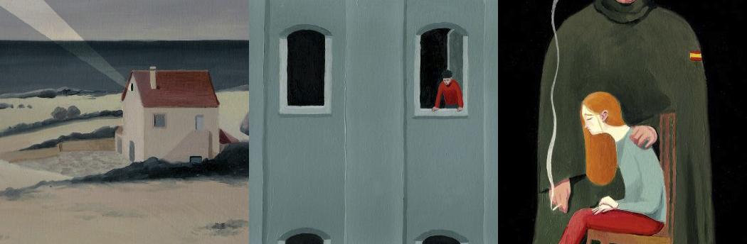 © De las ilustraciones: David de las Heras, España, 2016.