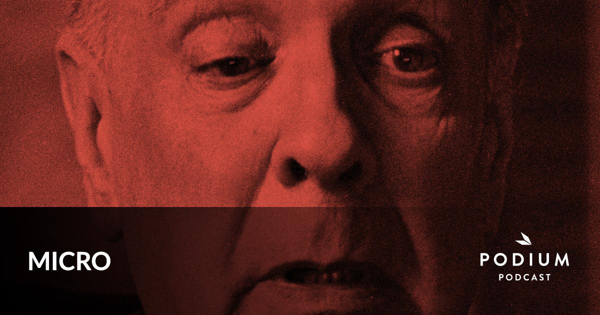 Borges según Borges - cover