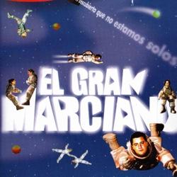 El cartel promocional de una producción histórica