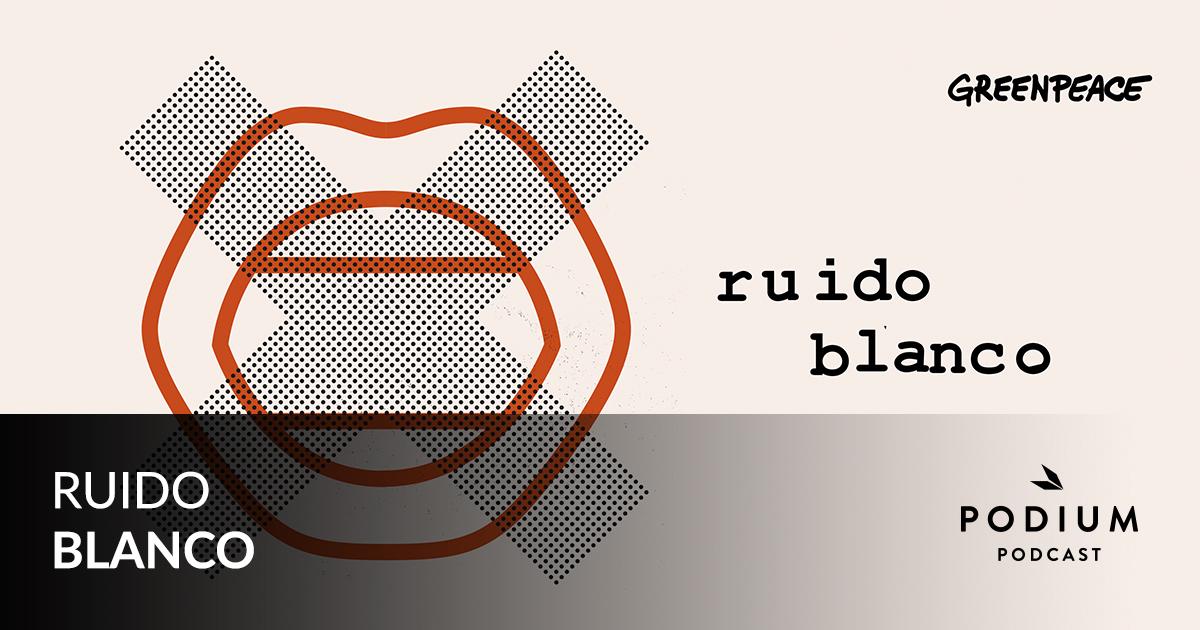 Ruido Blanco - cover