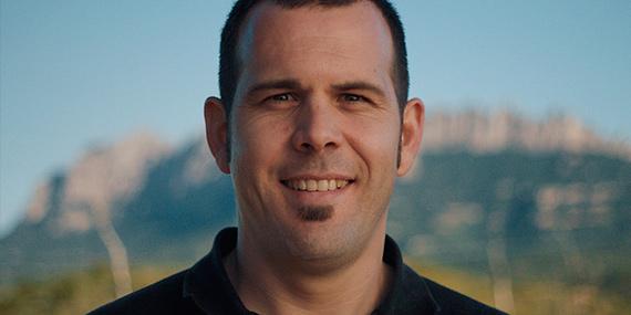 Oriol Villalta, de la Fundación Pau Costa