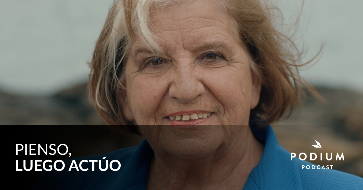 E43 – Carmen Avendaño, una madre contra el narcotráfico | Pienso, luego actúo | Temporada 01 | Podium Podcast
