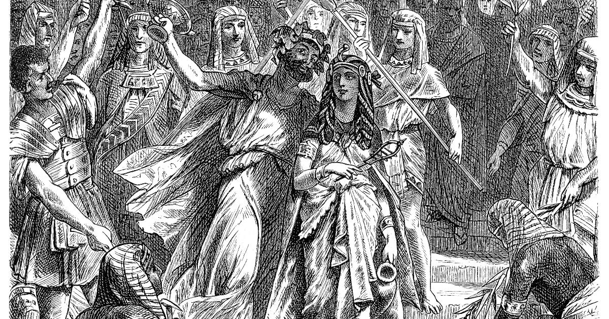 Amores históricos: La Redada - Cleopatra y Marco Antonio, el amor que puso el Imperio Romano patas arriba| Podium Podcast