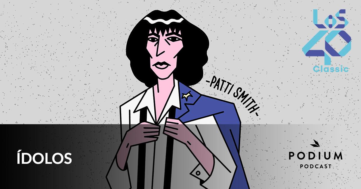 Patti Smith y el hada de los sueños