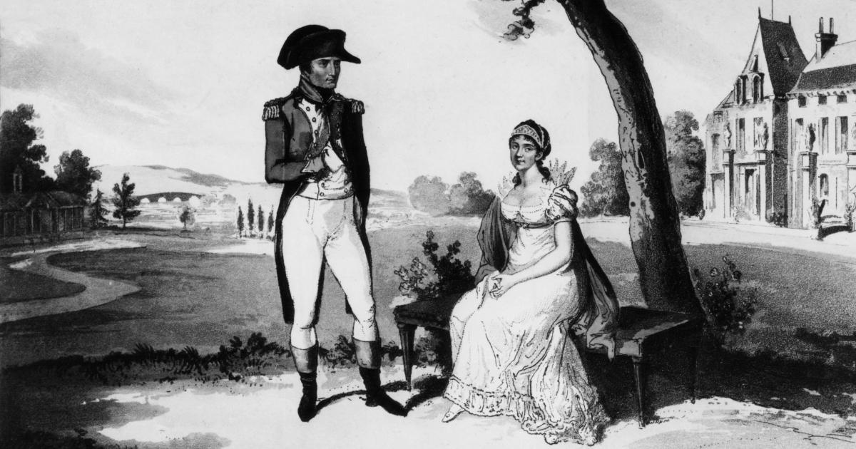 Amores históricos: La Redada - Napoleón y Josefina: un amor moderno y un divorcio ejemplar por el bien de Francia | Podium Podcast