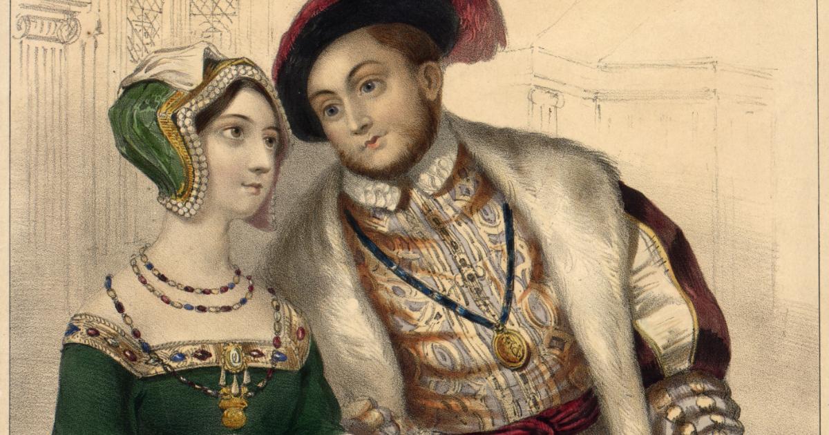 Amores históricos: La Redada - Enrique VIII y Ana Bolena, un drama sin precedentes  | Podium Podcast