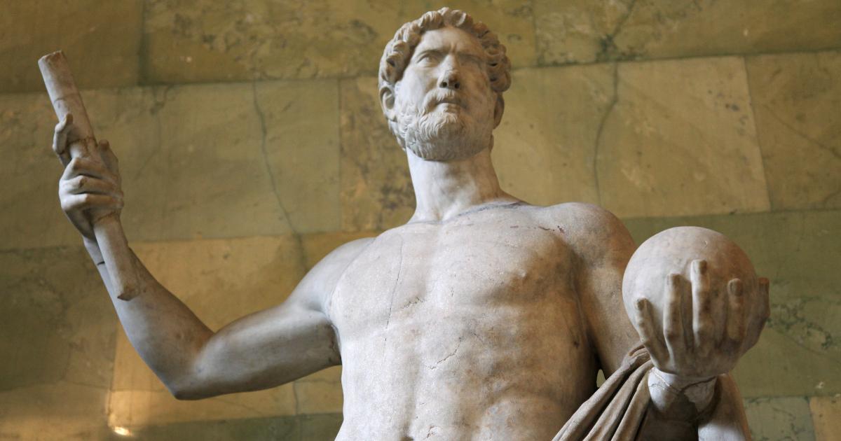 Amores históricos : La Redada - Adriano y Antínoo, cuando el amor gay llegó al Imperio Romano | Podium Podcast
