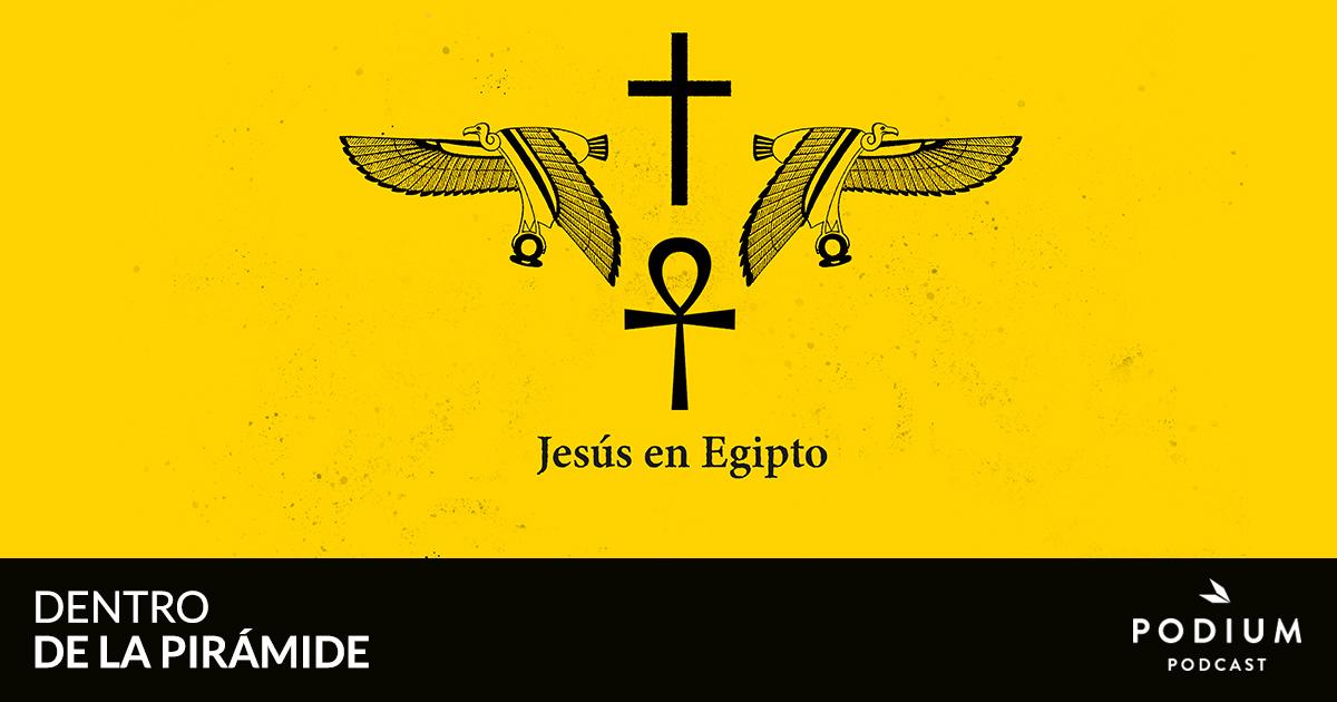 Jesús en Egipto | Dentro de la pirámide