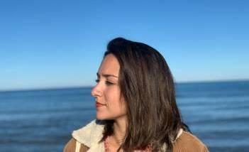 Laura Martínez locutora