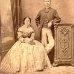 Annie Chapman y su marido